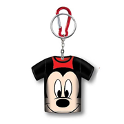Mickey Mouse T-Shirt Coin Cover Key Chain