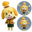 Animal Crossing Isabelle Winter Nendoroid Action Figure