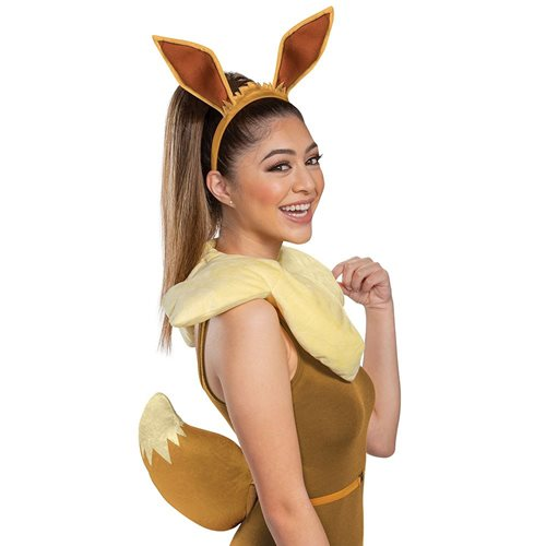 Pokemon Eevee Adult Roleplay Accessory Kit
