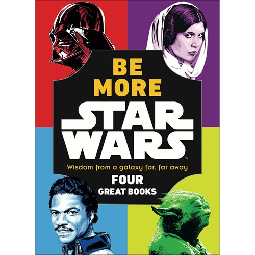 Star Wars Be More Book Box Set