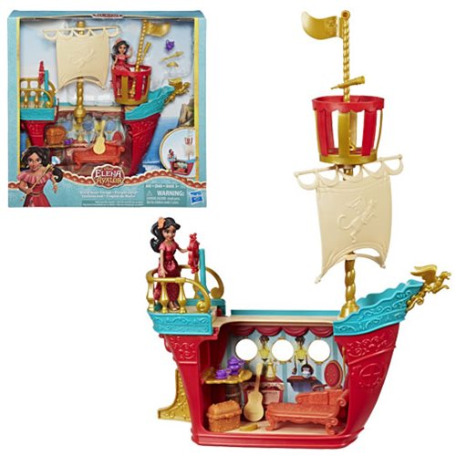 Elena of Avalor Royal Boat Voyage