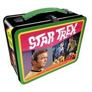 Star Trek Retro Gen 2 Large Fun Box Tin Tote