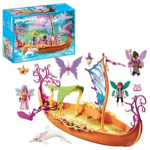 Playmobil 9133 Enchanted Fairy Ship