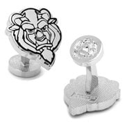 Beauty and the Beast The Beast Head Cufflinks