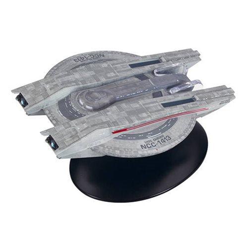 Star Trek: Discovery U.S.S. Shran NCC-1413 with Collector Magazine #11