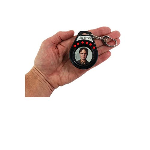 World's Coolest The Office Talking Dwight Key Chain