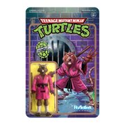 Teenage Mutant Ninja Turtles Splinter 3 3/4-Inch ReAction Figure