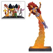 The New Teen Titans Starfire Multi-Part Statue
