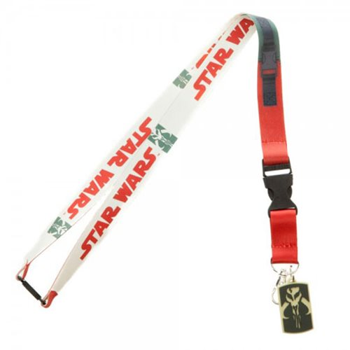Star Wars Madalorian Lanyard