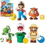 World of Nintendo 4-Inch Action Figure Wave 17 Case
