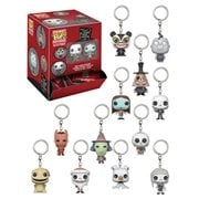 Nightmare Before Christmas Pop! Key Chain Random 4-Pack