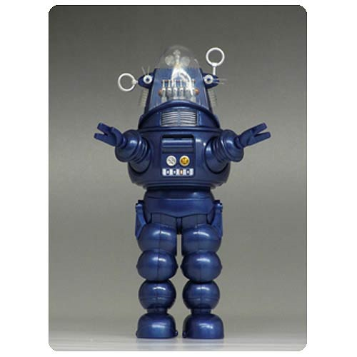 Forbidden Planet Robby the Robot Blue Die-Cast Figure - San Diego Comic-Con 2013 Exclusive