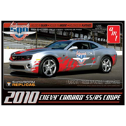 Chevy Camaro 2010 SS/RS Coupe 1:25 Scale Model Kit
