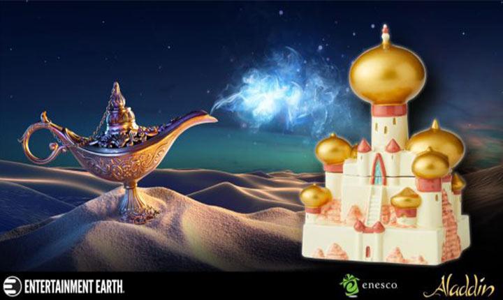 In the news - Aladdin