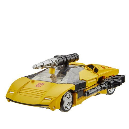 Transformers Generations Selects War for Cybertron Deluxe Tigertrack - Exclusive