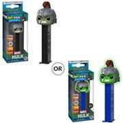 Hulk Pop! Pez, Not Mint