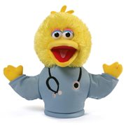 Sesame Street Big Bird Doctor Puppet