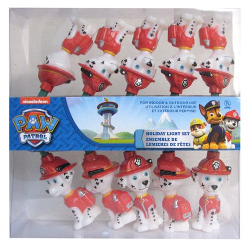 Paw Patrol Marshall Light Set