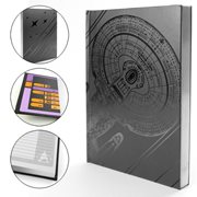 Star Trek The Next Generation USS Enterprise Hardcover Journal