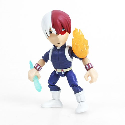 My Hero Academia Shoto Todoroki Action Vinyl Figure