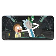 Rick and Morty Space Cruiser Drink Time Sunshade