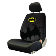 Batman Shattered Low Back Seat Cover