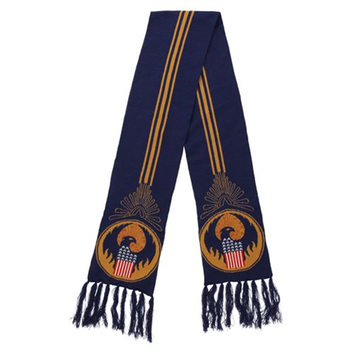 44dab9b3992 Fantastic Beasts and Where to Find Them MACUSA Knit Scarf ...