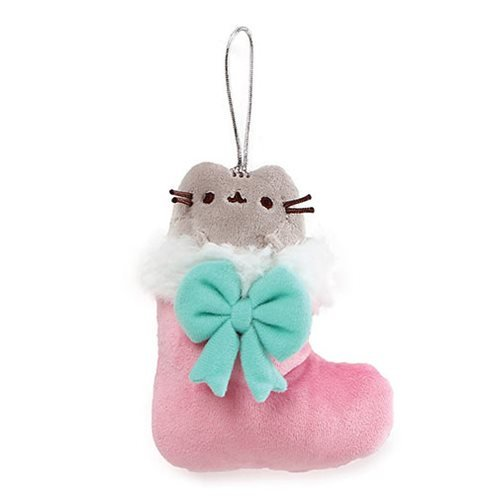 Pusheen the Cat Pusheen 5-Inch Stocking Ornament