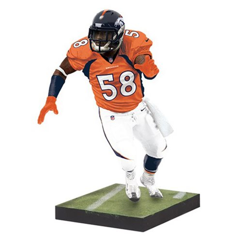 NFL Madden 17 Ultimate Team Series 2 Von Miller Action Figure