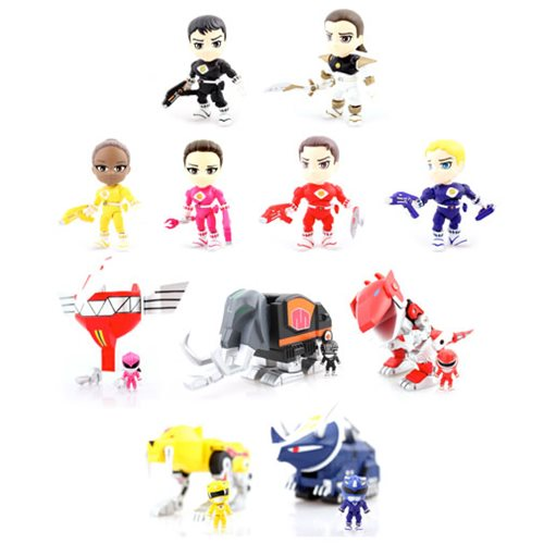 Mighty Morphin Power Rangers Series 2 Random Mini-Figure
