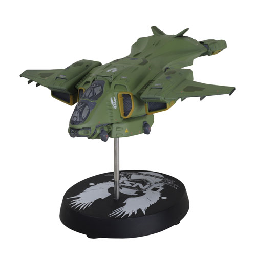 Halo UNSC Pelican Dropship Ship Replica