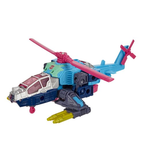 Transformers Generations Selects War for Cybertron Deluxe Rotorstorm - Exclusive