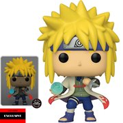 Naruto: Shippuden Minato Namikaze Rasengan Pop! Vinyl Figure - AAA Anime Exclusive, Not Mint