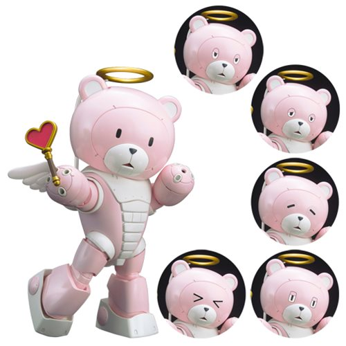 Gundam Build Fighters Try Beargguy P High Grade 1:144 Scale Model Kit