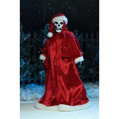 Misfits Holiday Fiend 8-Inch Cloth Action Figure