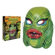 Universal Monsters Green Gill Man Creature from the Black Lagoon Mask