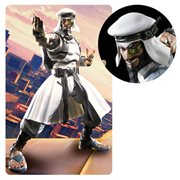Street Fighter V Rashid SH Figuarts Action Figure