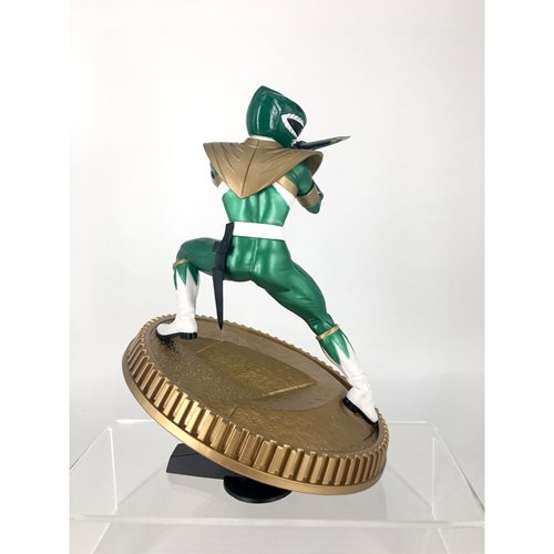 Mighty Morphin Power Rangers Green Ranger 1:8 Scale Statue