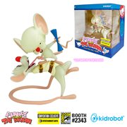 Pinky and the Brain Radioactive Glow-in-the-Dark Vinyl Figure - Convention Exclusive, Not Mint