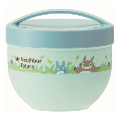 My Neighbor Totoro Totoro Lunch Bowl with Divider