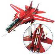 Robotech 1:72 Scale F-14 UN Spacy Miriya Sterling's Die-Cast Metal Vehicle