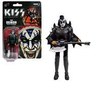KISS Psycho Circus The Demon 3 3/4-Inch Action Figure Series 4