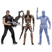 Terminator 2 Kenner Tribute 7-Inch Scale Action Figure Set