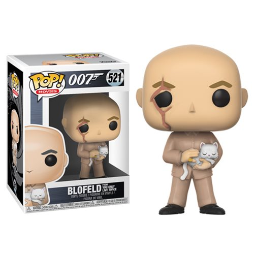 James Bond Blofeld Pop! Vinyl Figure #521