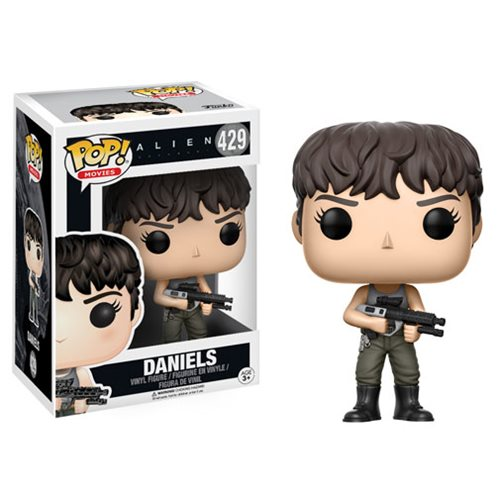 Alien Covenant Daniels Pop! Vinyl Figure