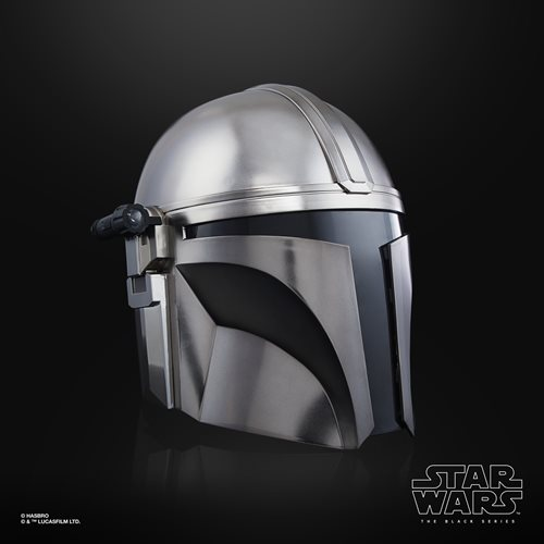 Star Wars The Black Series The Mandalorian Premium Electronic Helmet