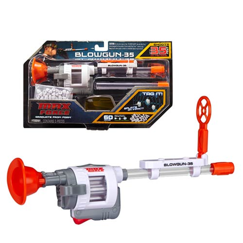 Max Force Blow Gun with 30 Rounds