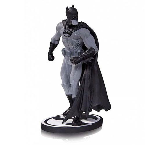 Batman Earth One Black and White by Gary Frank Statue