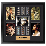 Star Wars A New Hope Special Edition Montage Film Cell