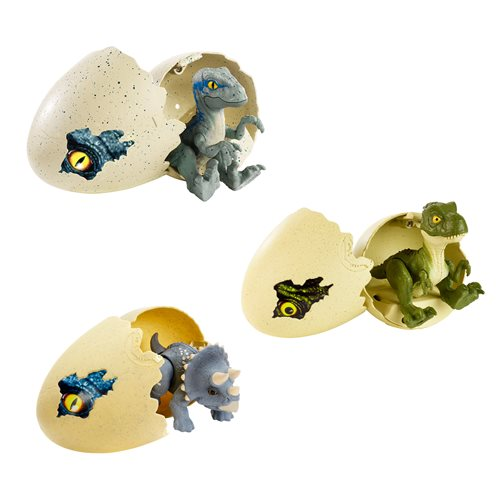 Jurassic World Hatch 'n Play Dinos Case